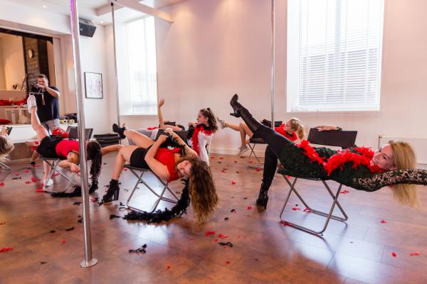 Burlesque Workshop in Rotterdam