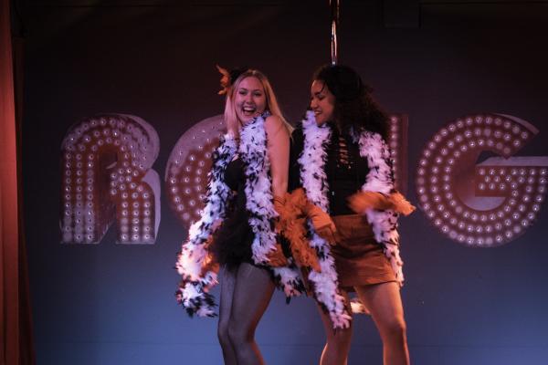 Burlesque Workshop in Rotterdam